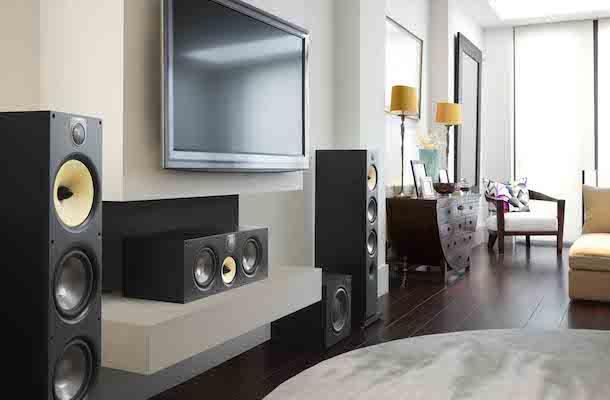 【新品消息】 Bowers Amp Wilkins 600 Series Loudspeakers